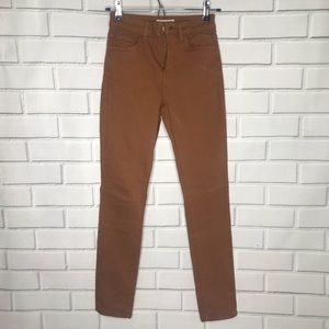 2 for $12 - NWOT forever 21 rust skinny pant